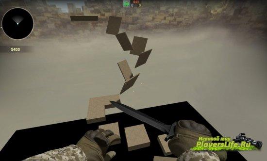 Surf сервера CS:GO на прохождение