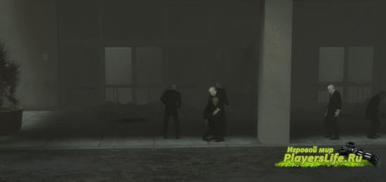 Люди без лица для Left 4 Dead 2