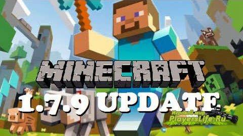 Minecraft 1.7.9 скачать майнкрафт 1.7.9