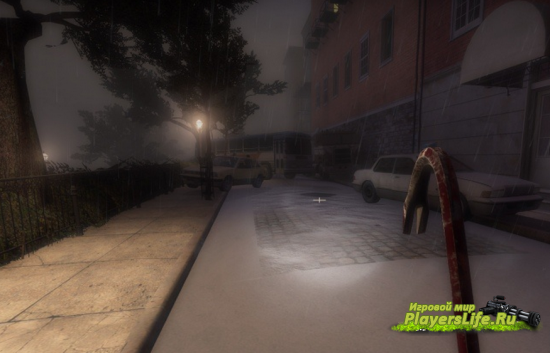 Снег для Left 4 Dead 2
