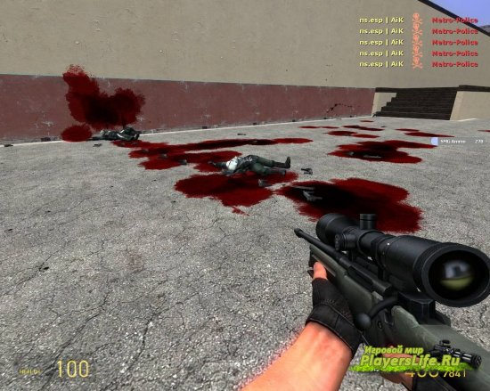 ��� �� ����� ��� Counter-Strike: Source