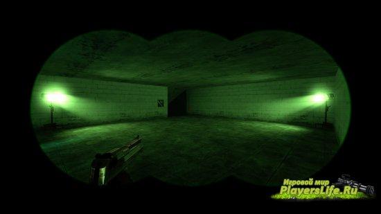 Ночное видение как у Splinter Cell для Counter-Strike: Source