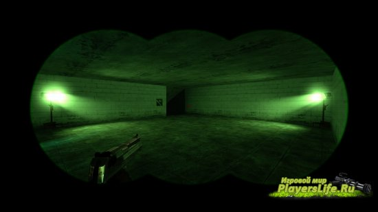 ������ ������� ��� � Splinter Cell ��� Counter-Strike: Source