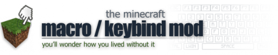 ��� [���� ������] Macro/Keybind ��� Minecraft 1.7.10