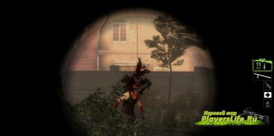 Мод 'Ходячие мертвецы' для Left 4 Dead 2