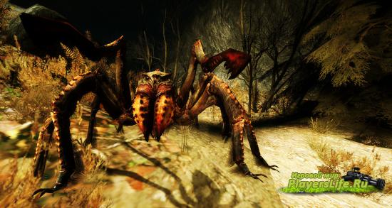 Морозный паук для Left 4 Dead 2