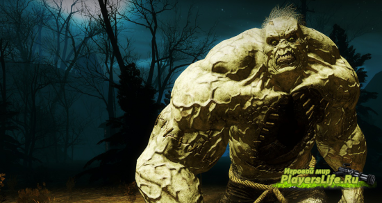 Solomon Grundy (Batman: Arkham City) для Left 4 Dead 2