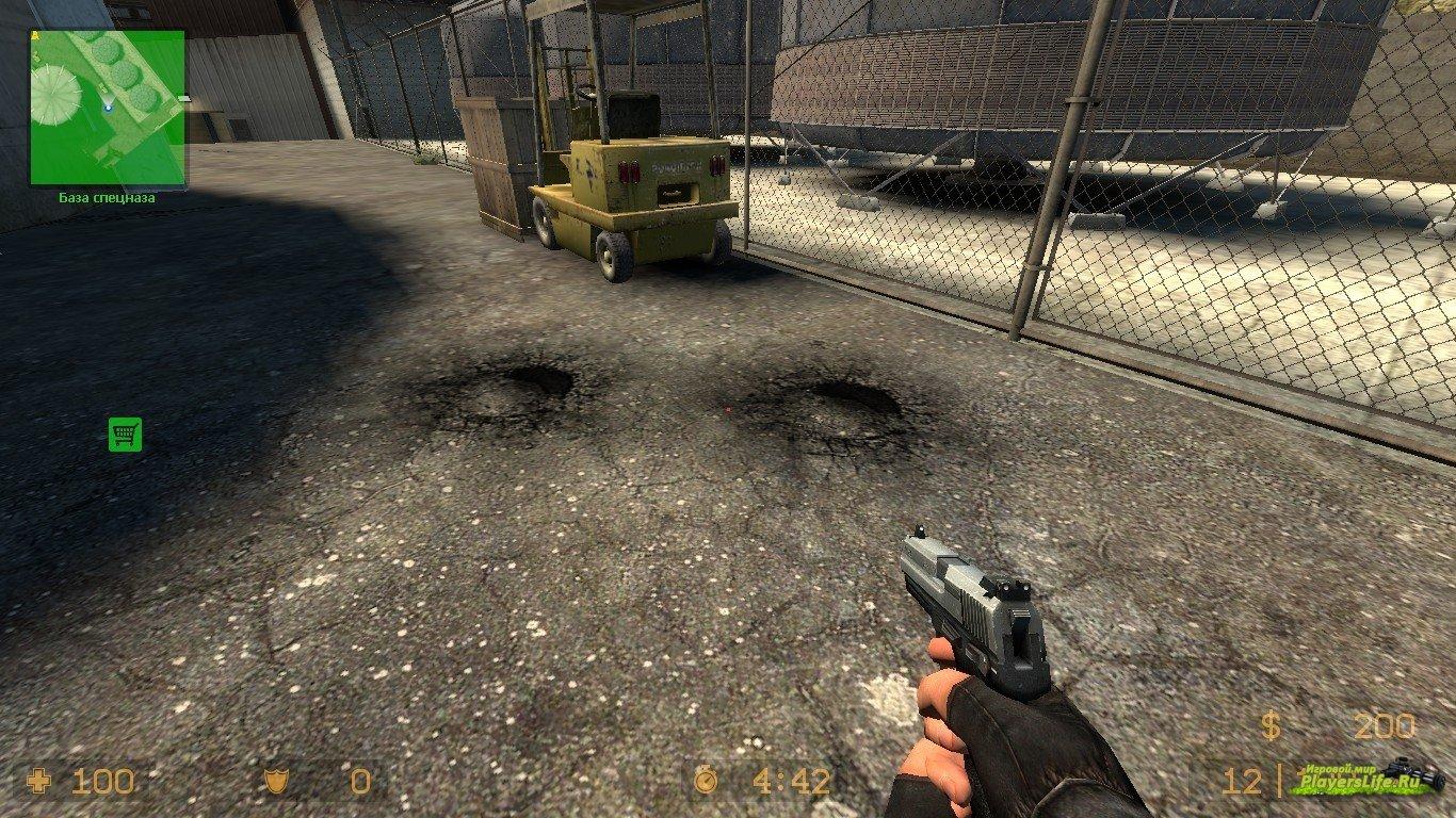 Новый Counter Strike Source 2015