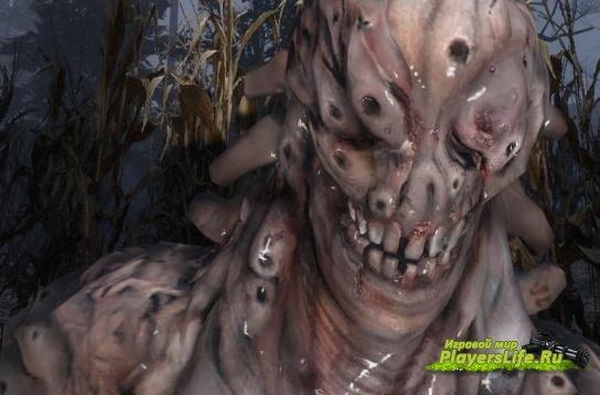Лепотица из Resident Evil 6 для Left 4 Dead 2