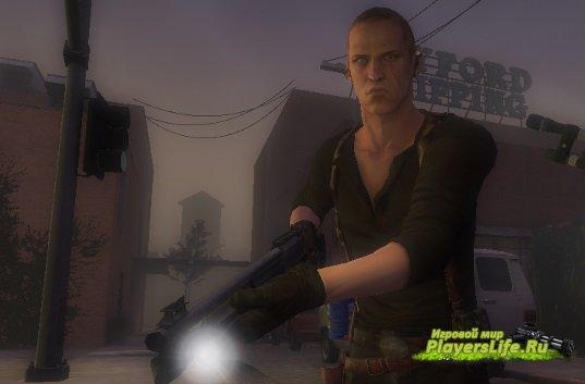 Модель Джейк Миллер для Left 4 Dead 2