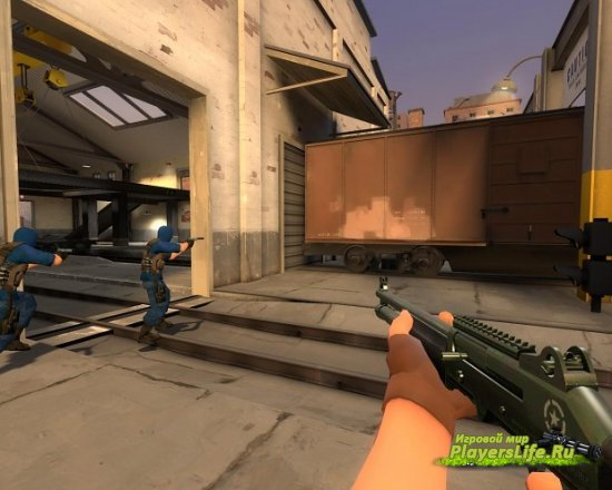 Мод Team Fortress 2 для Counter-Strike: Source