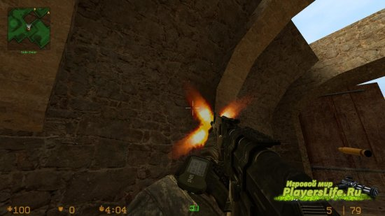 ������� ��������� � ����� ����� ��� Counter-Strike: Source