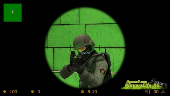 ������ ��� � GTA 5 ��� Counter-Strike: Source
