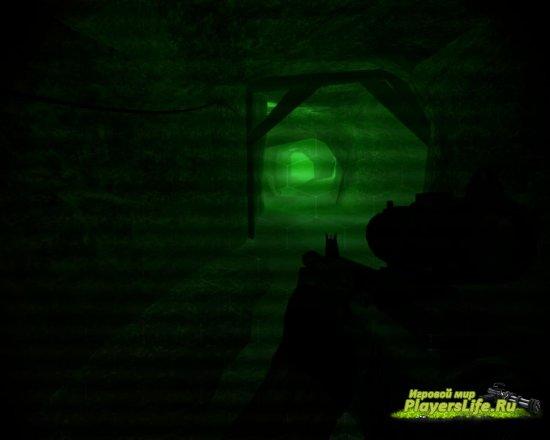 Шестиугольное ночное видение для Counter-Strike: Source