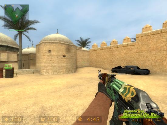 ��-47 �������� ���� ��� Counter-Strike: Source