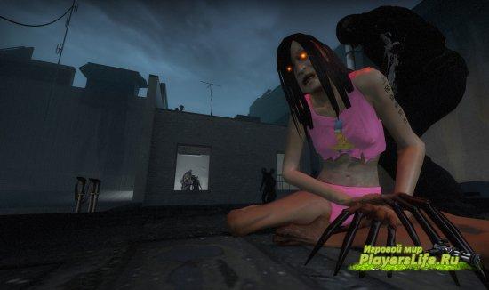 Ники Минаж (Ведьма) для Left 4 Dead 2