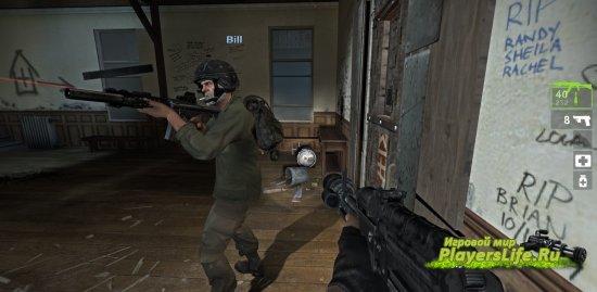Билл со шлемом для Left 4 Dead 2