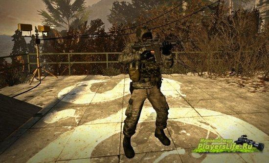 Русский инженер из Battlefield 3 для Left 4 Dead 2
