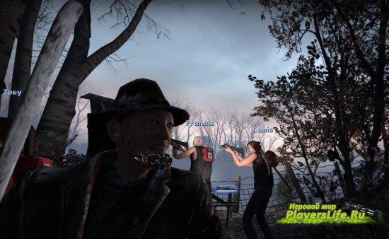 Роберт Инглунд из 'Зов Мёртвых' для Left 4 Dead 2