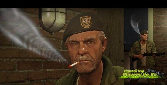Курящий Билл для Left 4 Dead 2