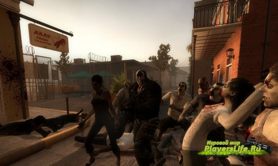 ���� �� �������� DC Comics ��� Left 4 Dead 2