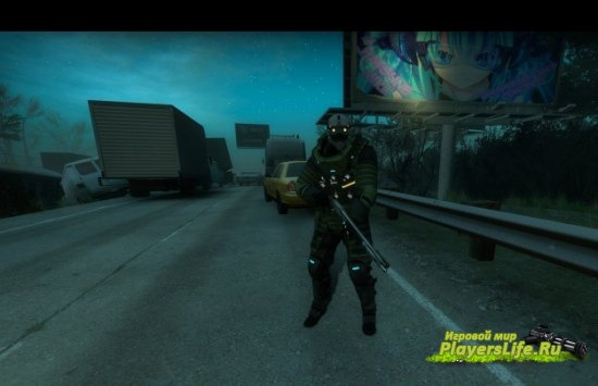 Грендель из Blacklight: Retribution для Left 4 Dead 2