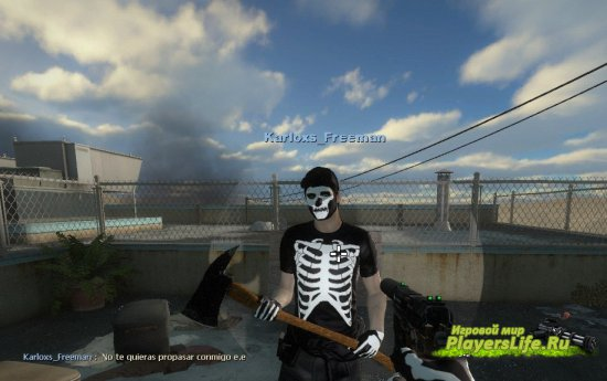 ����� �� The Misfits ��� Left 4 Dead 2