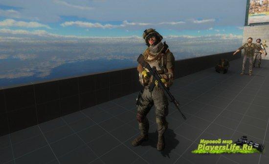 Battlefield 3 - поддержка для Left 4 Dead 2