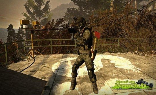 Русский штурмовик из Battlefield 3 для Left 4 Dead 2