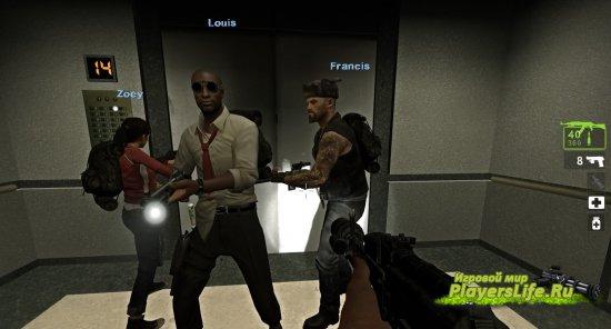 Шапка ушанка для Фрэнсиса (Left 4 Dead 2)