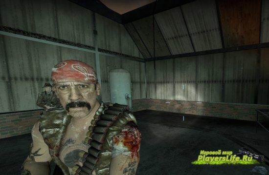 Дэнни Трехо для Left 4 Dead 2