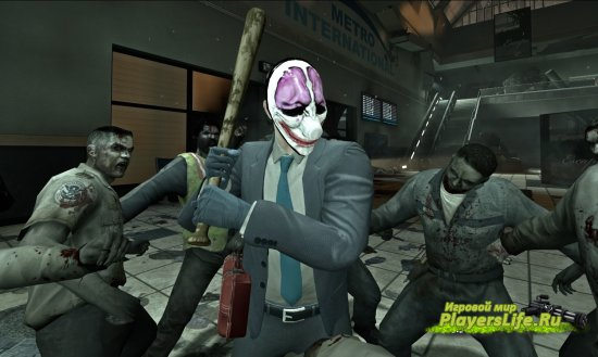 ������� �� PayDay2 ��� Left 4 Dead 2