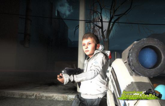 Звездный мальчик для Left 4 Dead 2