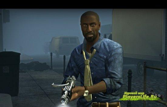Луис в рабочей форме для Left 4 Dead 2