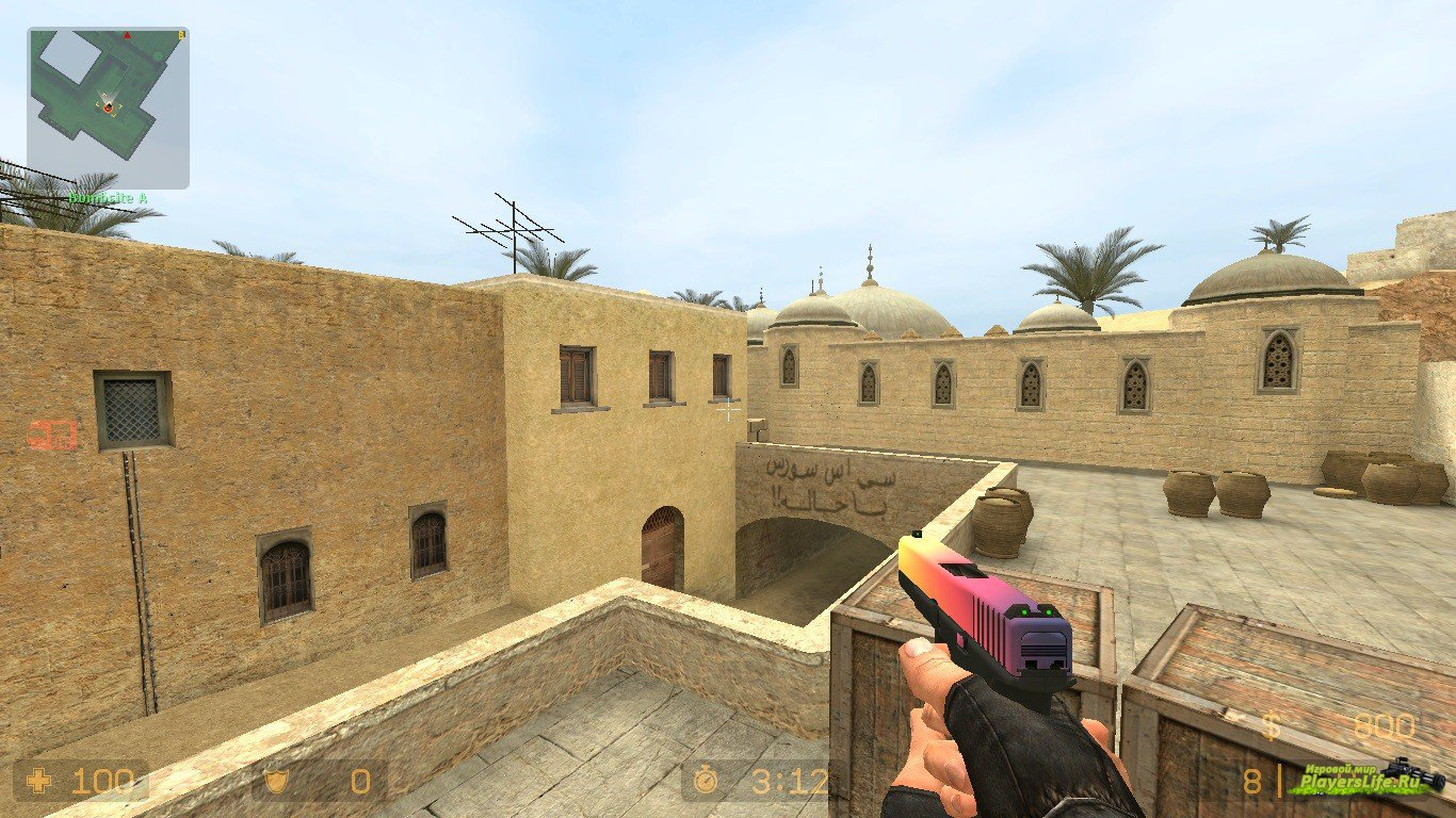 Cs go mod in cs 1 6 скины оружия cs go для фотошопа
