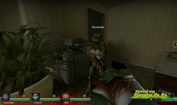 Черепашка Донателло для Left 4 Dead 2