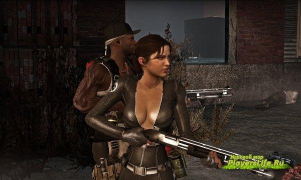 Секретный агент Зоя для Left 4 Dead 2