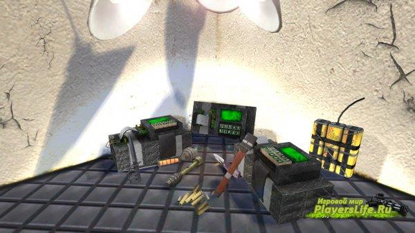 Светодиодная взрывчатка для CS:S