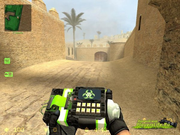 C4: Biohazard ��� Counter-Strike: Source