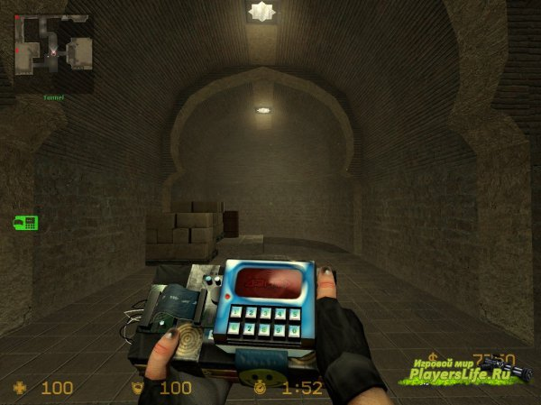 ������ ���������� C4 ��� Counter-Strike: Source