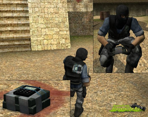 ������� ������ ����� C4 ��� Counter-Strike: Source