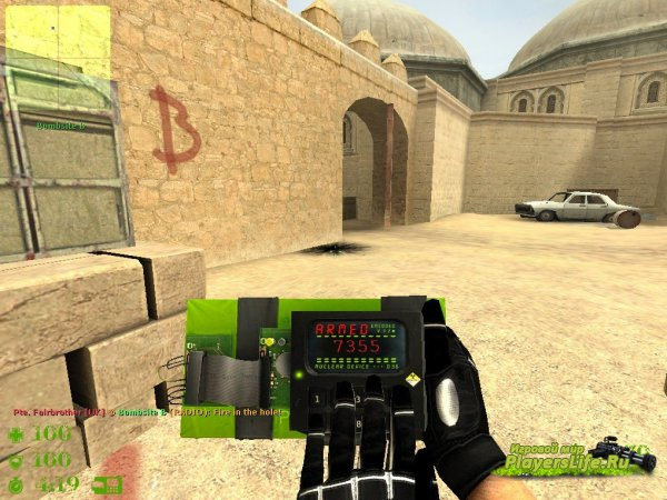 ������� ���������� C4 ��� Counter-Strike: Source