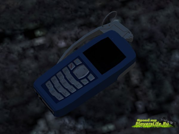 ������� Nokia 3310 ��� Counter-Strike: Source