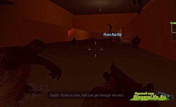 Карта Orange Onslaught для Left 4 Dead 2