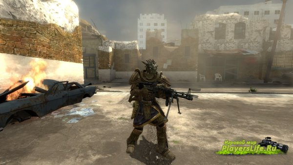 ����������� �� Skyrim ��� Counter-Strike: Source