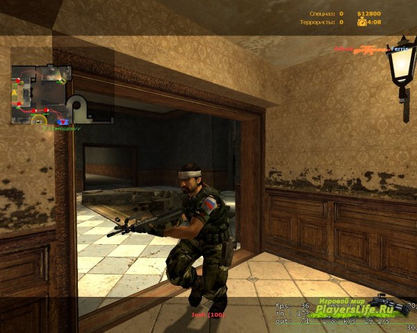 Русский медик для Counter-Strike: Source