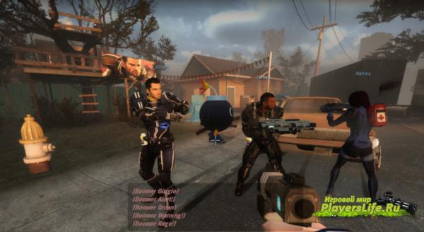 Взрывающая бомбочка для Left 4 Dead 2
