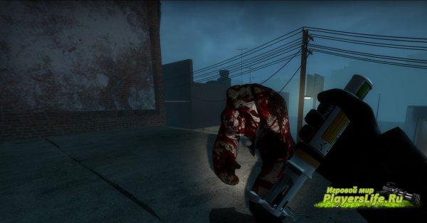 Ужасающий громила для Left 4 Dead 2