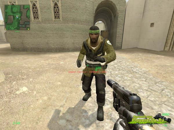 ���������-�������� ��� Counter-Strike: Source