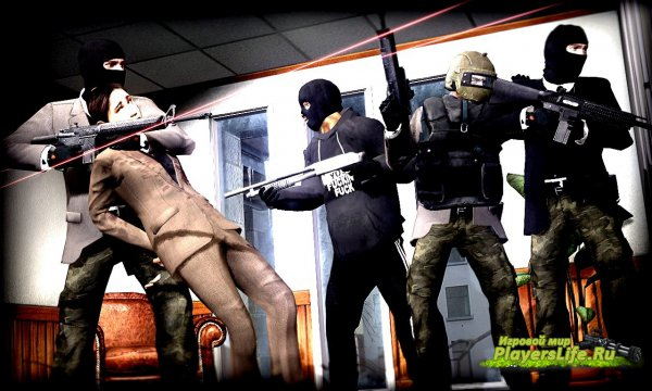 ����������� ������� ��� Counter-Strike: Source
